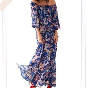 Bisou Bisou Off the Shoulder Dress